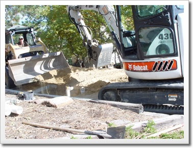 Colorado Springs Excavating Servcies